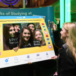 """Repro FREE - Repro Free - mannequin challenge Students  hold the pose while taking part in the mannequin challenge with 250 other students in the INEC Killarney . NATIONAL  TOURISM CAREERS ROADSHOW Over 250 students from schools across the south west gathered at the INEC, Killarney, Co Kerry  today (8th February 2017) for a Tourism & Hospitality Careers Roadshow where they got a flavour of the wide variety of careers available in the tourism and hospitality industry Photo By Domnick Walsh © Eye Focus LTD - www.dwalshphoto.ie Tralee Co Kerry Ireland  Mobile Phone : 00353 87 26 72 033  Land Line : 00 353 66 71 22 981  E/mail : info@dwalshphoto.ie  WEB Site :  www.dwalshphoto.ie  PRESS INFO -- NATIONAL  TOURISM CAREERS ROADSHOW Over 250 students from schools across the south west gathered at the INEC, Killarney, Co Kerry  today (8th February 2017) for a Tourism & Hospitality Careers Roadshow where they got a flavour of the wide variety of careers available in the tourism and hospitality industry and the various career paths they can take to get started. Organised by the Irish Hotels Federation (IHF) in association with the Irish Hospitality Institute (IHI), IT Tralee, Cork IT and Regional Skills, the initiative is part of the industry-led careers programme launched last year for 15-18 year olds.   The Tourism & Hospitality Careers Roadshow in Killarney was the first in a series of events planned for across the country over the coming months. It was run in close collaboration with local tourism and hospitality businesses, many of whom were present to give the students a personal insight into training and working in the sector. Meanwhile students and lecturers from IT Tralee and Cork IT were also on hand to talk about the various tourism and hospitality courses that are available. The students and their Guidance Counsellors received copies of Get a Life in Tourism, the IHF's free digital and print magazine on tourism career options. They were also introduced to """"Tou"""