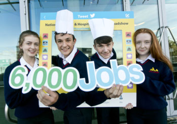 DUBLIN YOUTH CHECK IN TO TOURISM CAREERS ROADSHOW