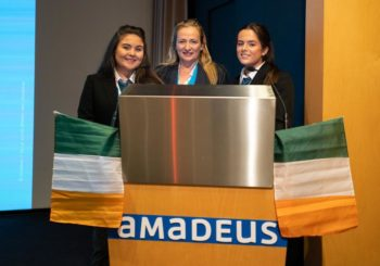 Mercy Mounthawk Students participate in Global competition